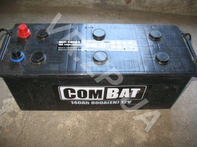 Аккумулятор 6 ст 140 Combat STD (513*189*223) 800 А +/-