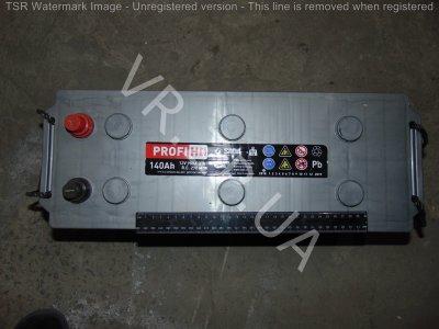 Аккумулятор 6 ст 140 Profy HD (513*189*223) 900 А +/-