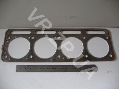 Прокладка ГБЦ УАЗ-100 л.с. метал. с герметиком