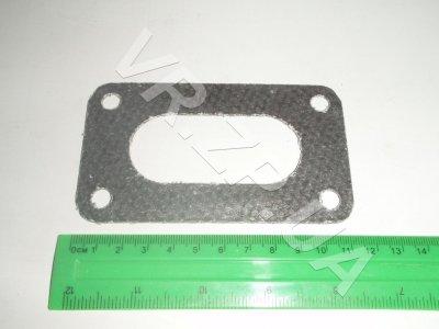 Прокладка карбюратора ВАЗ 2101 коллект-карбюр овал
