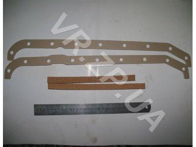 Прокладка поддона УМЗ-100 (картон) к-т