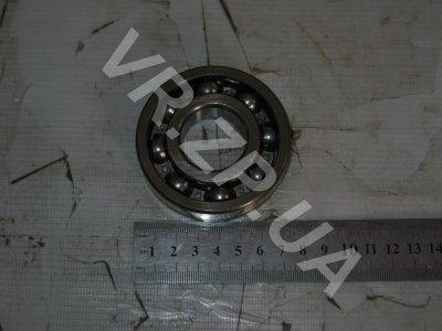 Подшипник КПП ВАЗ 2101 втор. вала, ГАЗ 33027 перв. вала раздатки, КПП УАЗ пром. вал (6306)