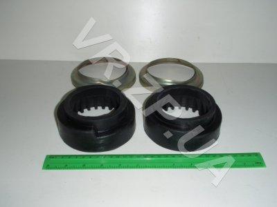 Проставка пружин 2101 зад (резинка усил. №2) к-т