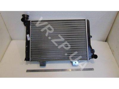 Радиатор ВАЗ 2106 алюм. Лузар
