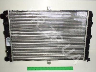 Радиатор ВАЗ 2108-099 карб Лузар LRc01080
