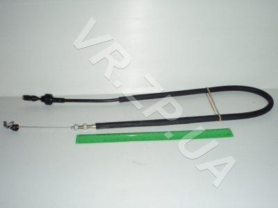 Трос газа ВАЗ-2108-09 ст.обр.покрыт оболочкой