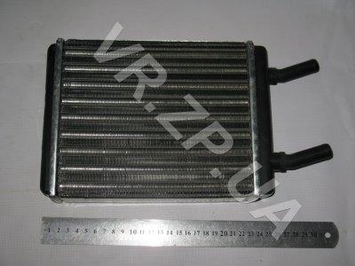 Радиатор отопителя 2410 алюмин Д=16 Лузар LRh 0310