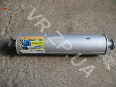Глушитель ГАЗ 3309 дв.245 (покупн. ГАЗ)
