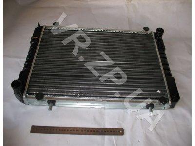 Радиатор 3302 ДК 3-рядн. алюм штырь