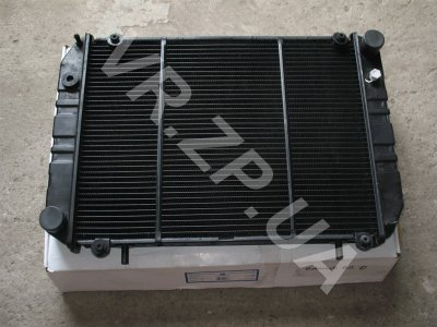 Радиатор 3302 Лузар 2-рядн.(штырь) (медь)