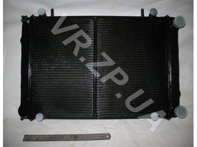 Радиатор 3302 ШААЗ 2-рядн.(штырь) 4216 БИЗНЕС