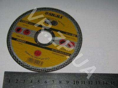 Круг отрезной по металлу 115х1, 0х22, 2 Intertool