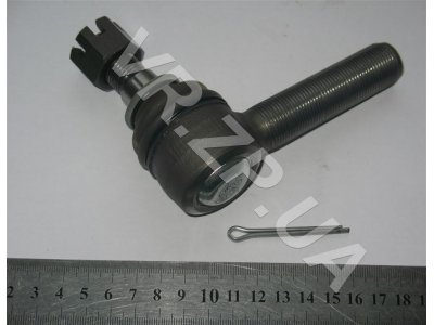 ТАТА наконечник рулевой 20 левый (поперечная) 20*1, 5 (16мм) A&G