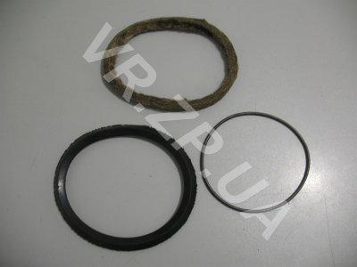 Сальник УАЗ кулака поворотного (к-т) (сальник+фетр)