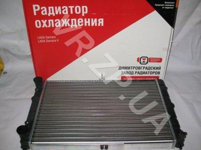 Радиатор ВАЗ 2108-099 инж ДААЗ