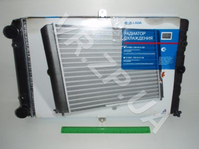 Радиатор ВАЗ 2108-099 карб ДААЗ