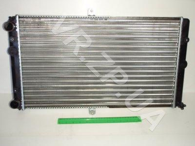 Радиатор ВАЗ 2110, -11, -12, карб. ДК