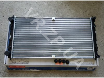 Радиатор ВАЗ 2123 Пекар Нива-Шевроле