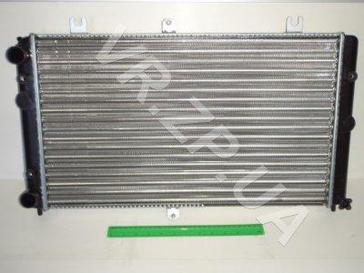 Радиатор ВАЗ 2110-12, 2170 без кондиц.(ДК)