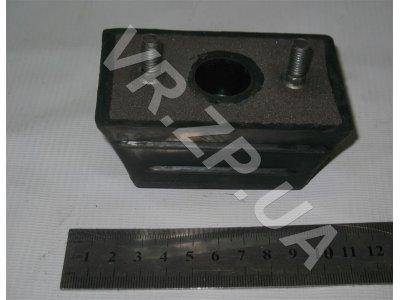 Подушка двигателя ГАЗ 3302 с ребрами 1шт.(БРТ)