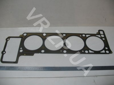 Прокладка ГБЦ 405, 409 дв. метал.Евро-3