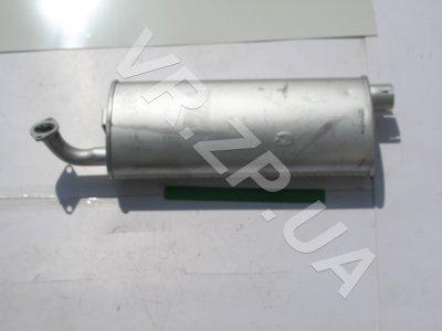 Глушитель ГАЗ 3102, 2410 Волга (Автоглушитель)