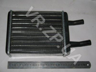 Радиатор отопителя 31105 алюмин Д= 18