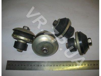 Подушка двигателя УАЗ, ГАЗ 52 к-т (4шт.) ДК