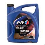 Моторное масло ELF